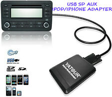 Auto Digital Media Changer iPod Usb SD Aux For Small 6+6 Toyota Lexus Scion