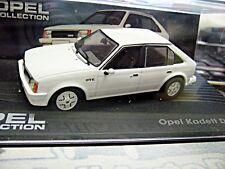 OPEL Kadett D GT/E Sport weiss white 1983 - 1984 IXO Altaya RARE 1:43
