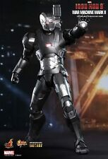 鐵甲奇俠Hot Toys Hottoys Sideshow MMS198 Iron Man ironman 3 War Machine WarMachine Diecast Normal 1/6 Action Figure not batman free ship