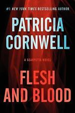 Flesh and Blood 22 by Patricia Cornwell (2014, Hardcover)