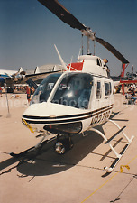 CALIFORNIA HIGHWAY PATROL Bell Jet Ranger HELICOPTER FREE SHIPPING 739