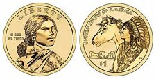 2012 P Sacagawea dollar ***BRILLIANT***UNCIRCULATED***