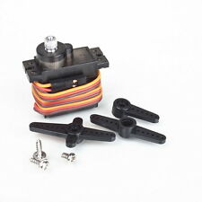 Micro 9g Metal Gear Servo For Futaba Hitec HS-55 GWS walkera RC HELICOPTER FT