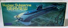 Voyage To The Bottom Of The Sea- Nuclear Submarine SEAVIEW Aurora Model Kit