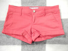 ABERCROMBIE & FITCH Shorts Gr XS rot