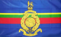 3' x 2' Royal Marine Flag Armed Forces Britain Military Army Navy Marines Banner