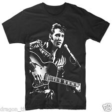 Elvis Presley Play Guitar T-Shirt Sz.S,M,L,XL
