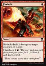 MTG 2x FIREBOLT - LAMPO DI FUOCO - EMA - MAGIC