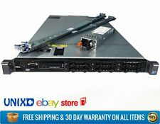 Dell PowerEdge R610 Dual 2.8GHz X5660 32GB iDRAC IPMI 717w PSU 4-Post Rail Kit