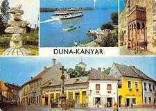 B26204 Ship Bateaux Duna Kanyar