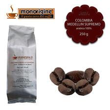 Caffè in Grani Colombia Medellin Supremo 250 gr - Caffè Monorigine Arabica 100%