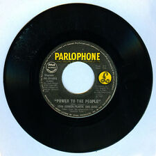 Philippines JOHN LENNON/PLASTIC ONO BAND Power To The People 45 rpm Record