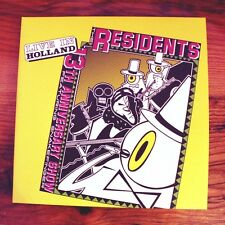 NEW THE RESIDENTS 13th Anniversary Show Holland LIMITED NUMBERED YELLOW VINYL