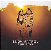 SNOW PATROL : Final Straw (2004) - CD album, used