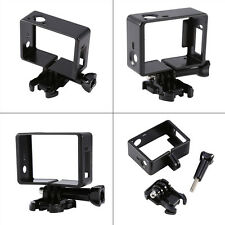 Standard Frame Border Mount Accessories Kit Camera Housing Case For Gopro 4 3+ 3