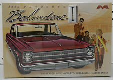 1965 65 PLYMOUTH MOPAR BELVEDERE I 1 MOEBIUS MODEL KIT