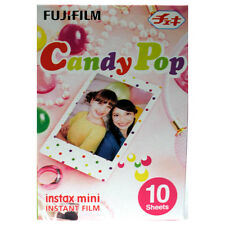 Fuji INSTAX mini / Polaroid 300 Candy Pop Instant Film - Free UK Delivery