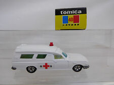 MES-51856 Tomica 40 1:70 Toyota Ambulance sehr guter Zustand,