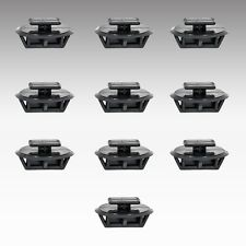 10x Side skirt moulding clips BP4L-51-SJ3 for Mazda 3 5 6 CX-7 CX-9