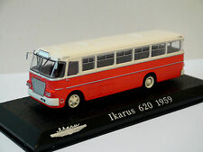 Ikarus 620 1:72 bus 1959. Original Atlas Edition model, no Polish cult cars.