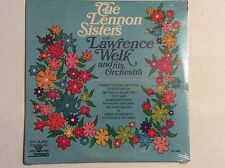 The Lennon Sisters with Lawerence Welk and his Orchestra LP Vocalion SEALED