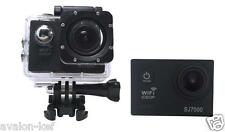 "SJ7000 WIFI 2.0"" 1080P HD Action Camera 12 MP Sport DV Pro Cam Car DVR For Gopro"
