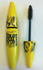 Maybelline Jade New York COLOSSAL VOLUM EXPRESS MASCARA SMOKY EYES BLACK NERO