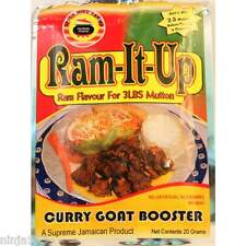 3 x RAM-IT-UP Curry Capra BOOSTER