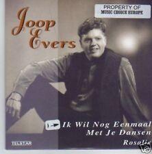 (367P) Joop Evers, Ik Wil Nog Eenmaal Met Je..- 1997 CD