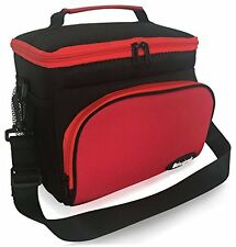 Insulated Lunch Bag: Insignia Mall Adult Lunch Box For Work, Men, Women With and