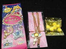 Sailor Moon Venus Sebon star Premium Pendant Necklace kabaya Candy Toy JAPAN