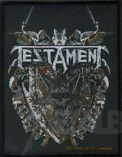 Testament Shield Patch/Sew-on Patch 601882 #