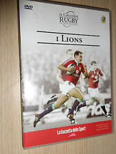 DVD N°5 IL GRANDE RUGBY THE ULTIMATE COLLECTION I LIONS