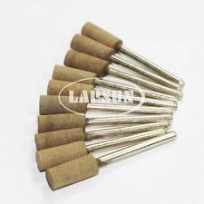 10pcs Polishing Wheel Grinding Stone Mounted Point Bits for Metal Glass niupi UK