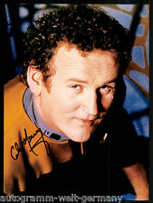 Colm Meaney TOP Foto Orig. Sign. u.a. Star Trek + G 8664