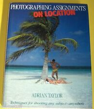 Photographing Assignments On Location 1987 Nice photos! Nice See!
