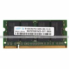 Samsung New 4GB PC2-6400 DDR2-800 800Mhz 200pin Sodimm Laptop Memory Ram Upgrade