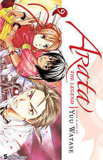 Arata 9 (Arata: The Legend), Yuu Watase, New Book