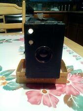 RARE VERY EARLY ZEISS IKON BOX TENGOR 54/15, 760 6.5X11CM CAMERA ON 116 FILM.