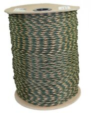 (1) 1000'  7 Strand USA Military Paracord High Strength Cord, rope Army Survival