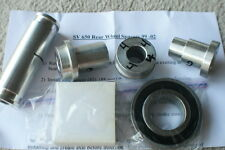 SV650 Race Rear Wheel Captured Bearing & Spacers 99 -02