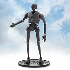 Star Wars K-2SO Rogue One Elite Series Die Cast Metal Robot Toy Disney Shop Sale