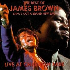 JAMES BROWN Papa's Got A Brand New Bag Live At Chaiston Park CD Album Castle