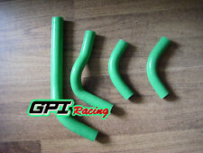 silicone radiator hose  fit FOR HONDA CRF250R 2004-2009/CRF250X 2004-2015 GREEN