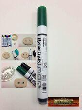 M00886 MOREZMORE Pebeo Porcelaine 150 Fine Marker Amazonite Green Glass A60