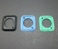 Lot of 3 Neutrik SCDP Color  Coded Sealing Gaskets.