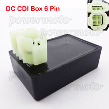 DC CDI 6 Pin For GY6 50cc 125cc 150cc Moped Scooter ATV Quad Go Kart Motor Bike