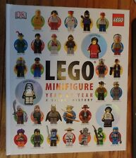 DK Lego Minifigure Year By Year A Visual History - Lipkowitz & Farshtey 2013 New