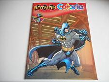 LIVRE DE COLORIAGE - BATMAN - 16 pages - 32 dessins