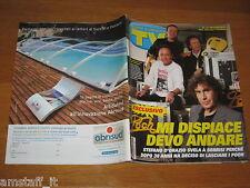 TV SORRISI E CANZONI=2009/17=I POOH=PAOLO BONOLIS=SUSAN BOYLE=